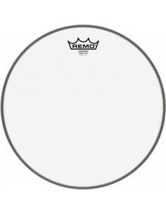 Remo SE-0113-00 Emperor Clear Hazy pelle risonante trasparente da 13