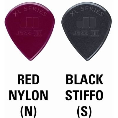 47RXLN Nylon Jazz III XL Red, Bag/24