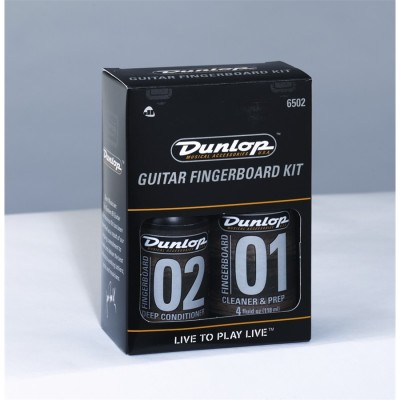 6502 Guitar Fingerboard Kit