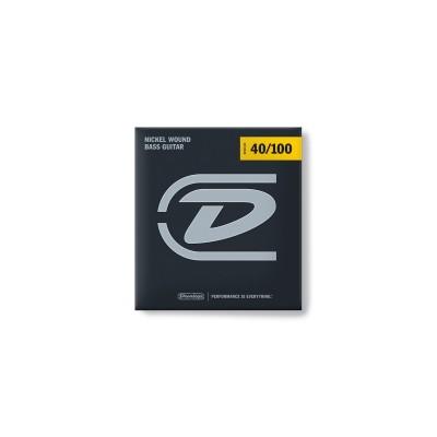 DBN40100 Nickel Wound, Light Set/4