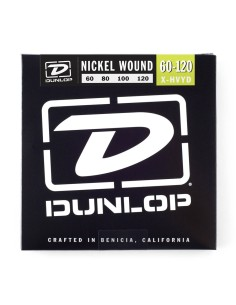 DBN60120 Nickel Wound, Extra Heavy Drop Set/4