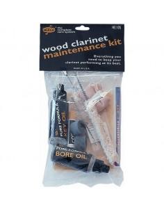 HE105 Kit manutenzione per clarinetto