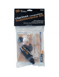 HE106 Kit manutenzione per clarinetto