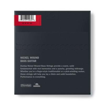 DBN45105S Nickel Wound Scala Corta 45-105 4/Set