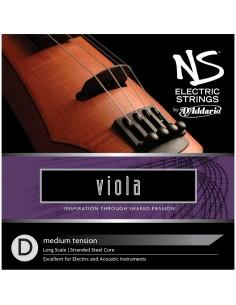 NS412 Corda D per Viola