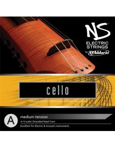NS511 Corda A per Violoncello