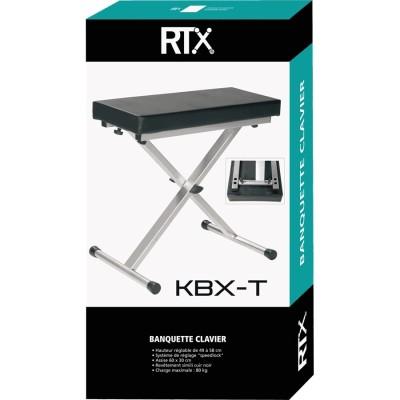 KBX-T Sgabello per Tastiera regolazione Speedlock Titanio