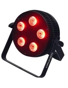 SLIMPAR-510-QUAD Proiettore Par LED 5 x 10W RGBW