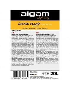 FOG-LD-20L Liquido Fumo Bassa Densità 20L