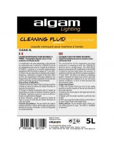 CLEAN-5L Liquido Pulizia Macchina del Fumo 5L