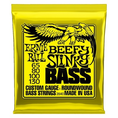 2840 Nickel Wound Beefy Slinky 65-130