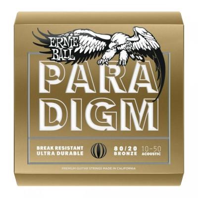 Ernie Ball 2090 - Paradigm 80/20 Bronze Extra Light 10-50