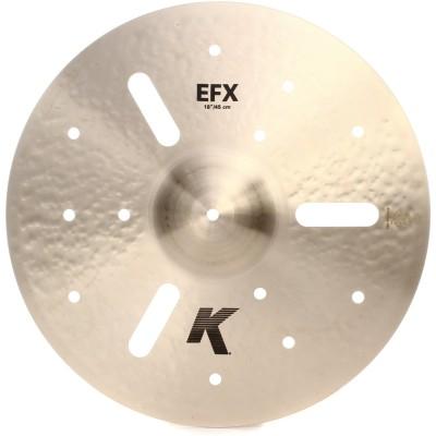 ZILDJIAN K EFX 18