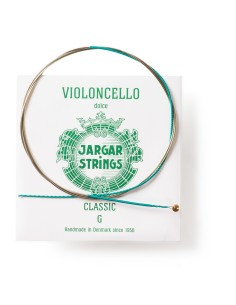 JARGAR ITALIA SOL VERDE DOLCE PER VIOLONCELLO JA3012