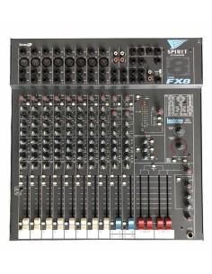 Soundcraft Spirit FX8 Usato