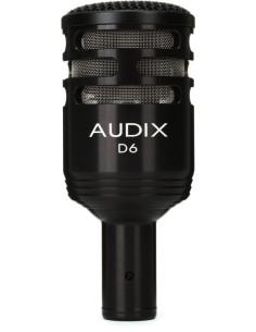 AUDIX D6 Microfono Dinamico