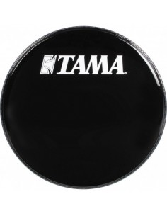 Tama BK24BMWS Pelle Nera con logo da 24