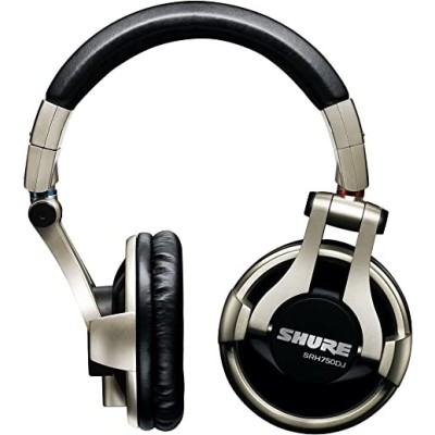 Shure SRH750DJ Cuffia DJ