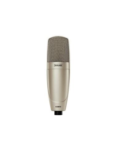 Shure KSM32-SL Microfono condensatore cardiode