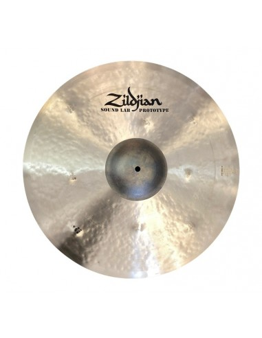 Zildjian K Cluster Crash 21 Sound Lab Prototype
