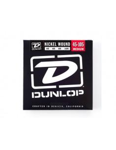 DUNLOP DBN45105 Nickel Wound, Medium