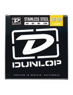 DUNLOP DBS40100 Stainless Steel, Light