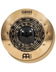 MEINL Classics Custom Dual Hi Hat 15 CC15DUH