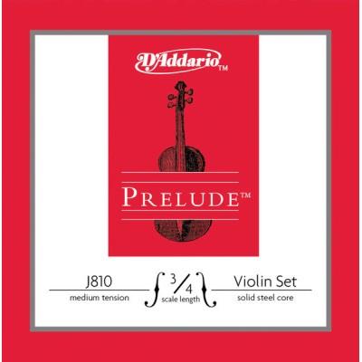D'Addario J810 muta per violino 3/4