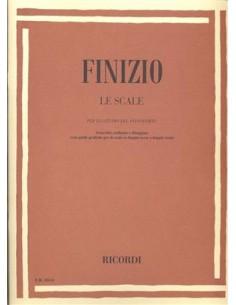 Finizio - Le Scale Per Lo Studio Del Pianoforte
