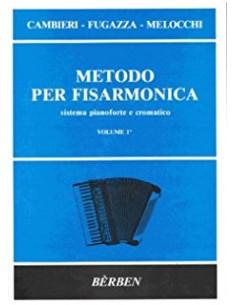 Metodo Berben 1 Per Fisarmonica