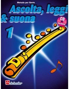 Ascolta, Leggi & Suona 1 flauto