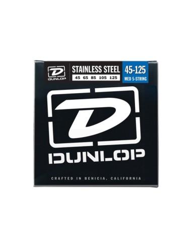 Dunlop DBN45125T Nickel Wound Tapered, Medium Set