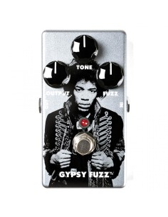Dunlop JHM8 Jimi Hendrix Gypsy Fuzz