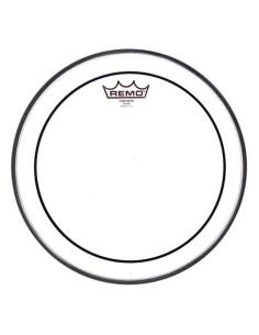 Remo PS-0314-00 Pinstripe Clear pelle battente trasparente da 14