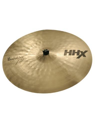 Sabian HHX Manhattan Jazz Ride 22 12285XN