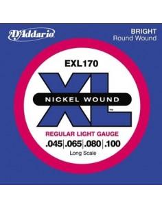 D'Addario Bass XL EXL 170-6