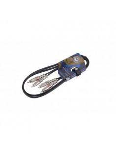 Topp Pro SCX02LU03 Cavo RCA/RCA 3mt