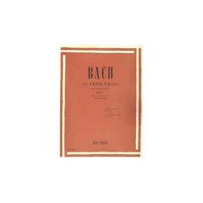 Bach - 23 Pezzi Facili