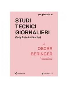 Beringer - Studi Tecnici Giornalieri per pianoforte