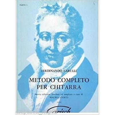 Carulli - Metodo Completo per Chitarra - Volume 1