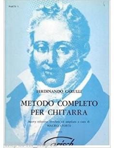 Carulli - Metodo Completo per Chitarra - Volume 3
