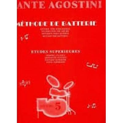 Dante Agostini Metodo per batteria Vol.5