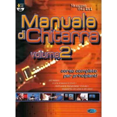 Massimo Varini - Manuale di chitarra Vol.2 + DVD