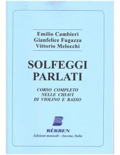 Cambieri / Fugazza / Melocchi - Solfeggi parlati