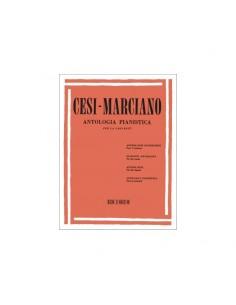 Cesi Marciano - Antologia pianistica Vol.3