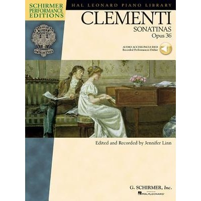 Clementi Muzio - Sonatinas op.36 + CD