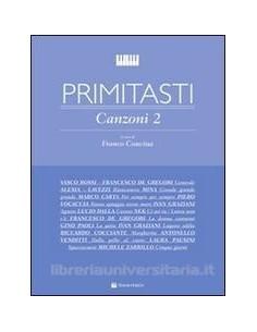 Concina - Primi Tasti Canzoni Vol.2