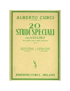 Curci - 20 Studi Speciali op.24