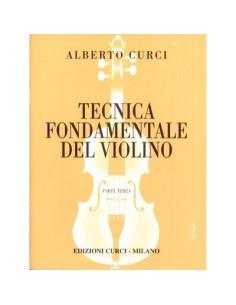 Curci - tecnica fondamentale del violino parte III