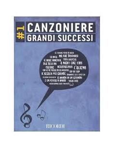 Canzoniere Grandi Successi n°1